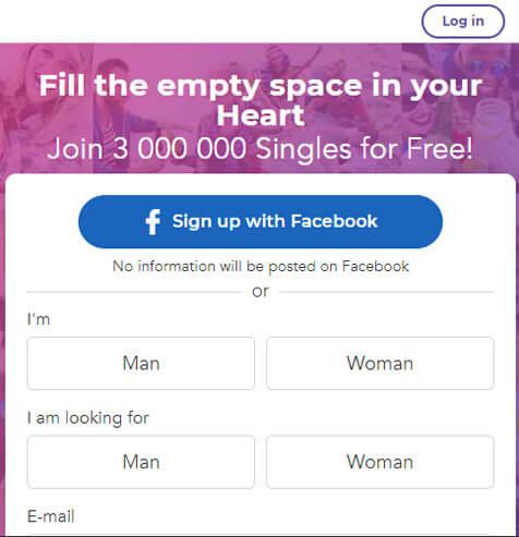 dating site- ul în california